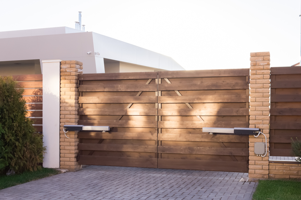 Fabrication de portail