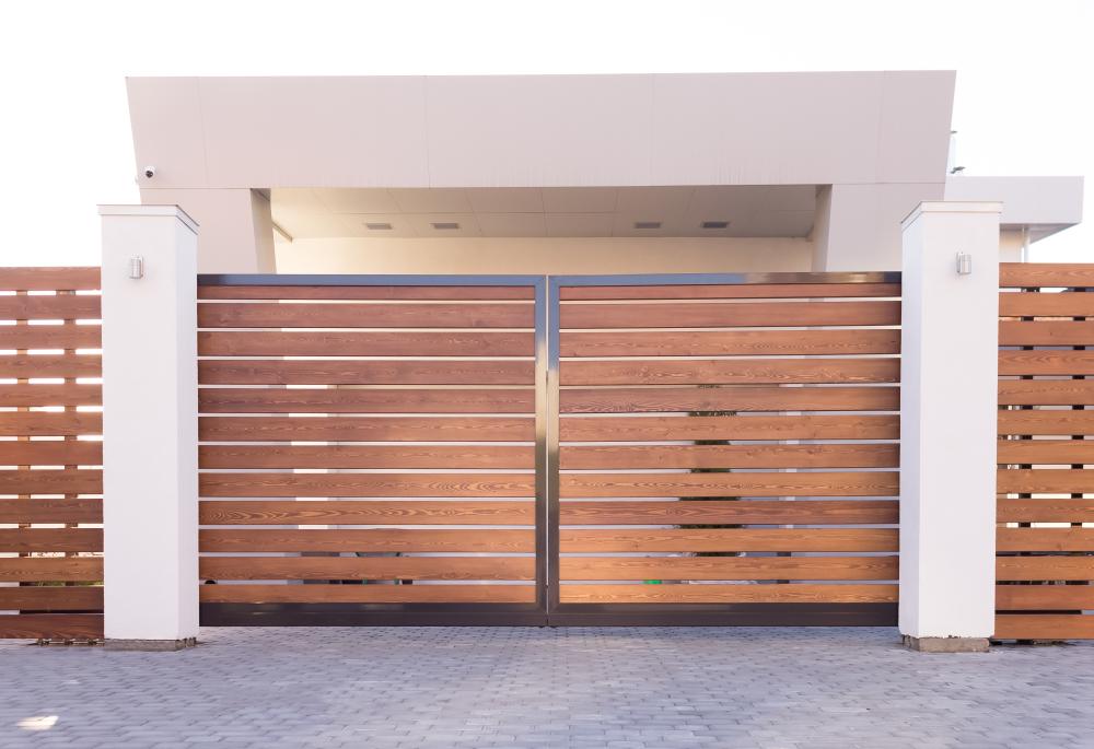 Installer un portail battant ou coulissant