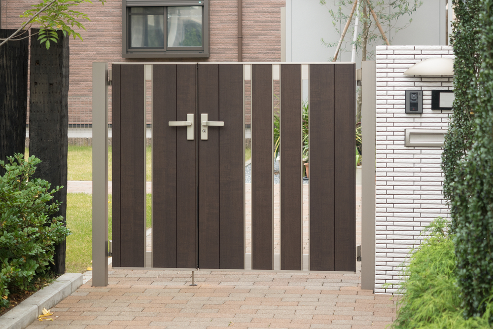 Les avantages d'un portail en aluminium