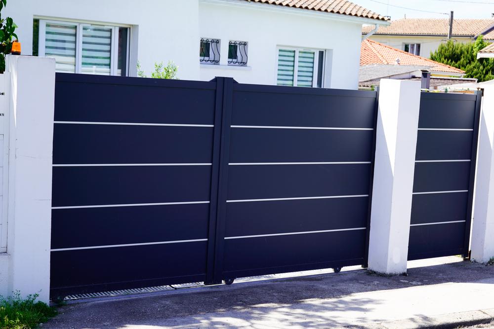 entretien portail aluminium